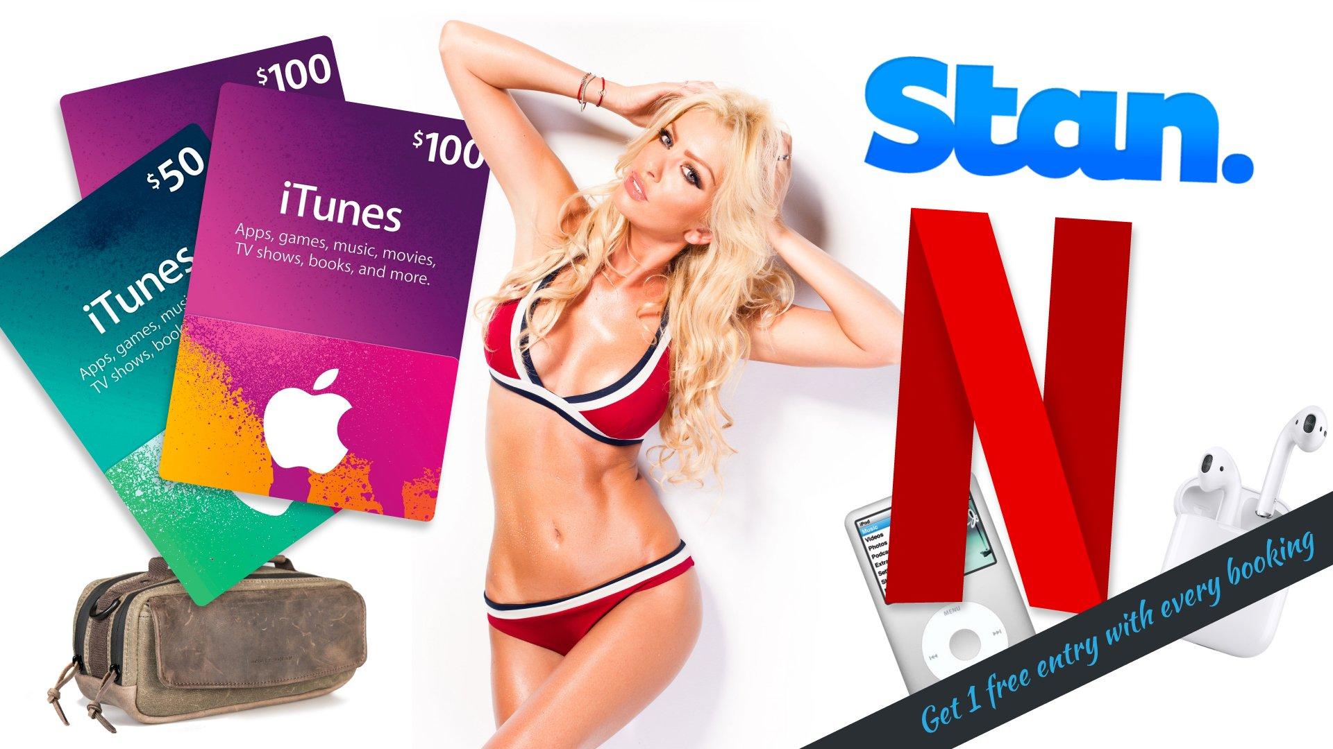 Win a $250 iTunes Voucher & 30 min booking